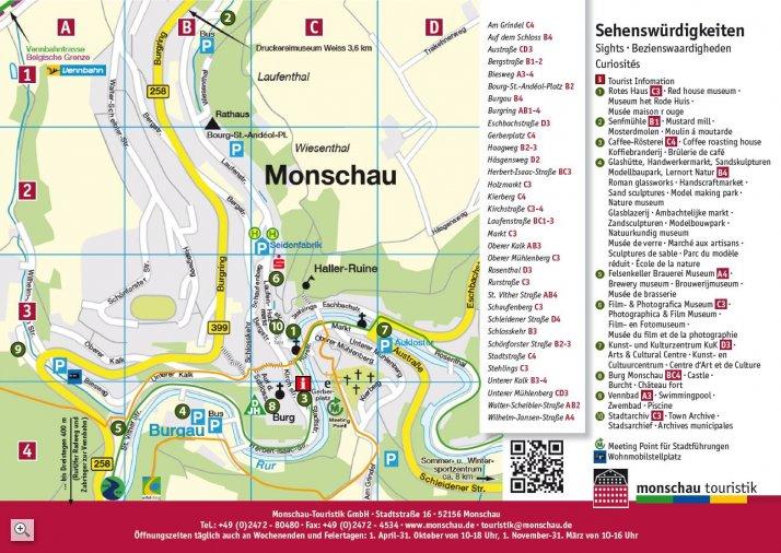 Eifel Karte Pdf.Startseite Stadt Monschau