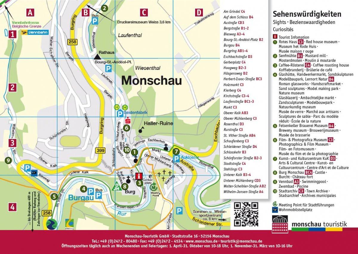 Startseite Stadt Monschau
