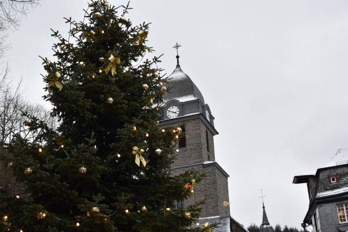 kerstmarkt | stad monschau