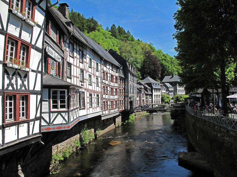 Startseite Fr La Ville De Monschau